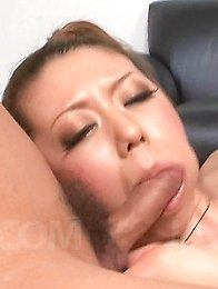 Ryuu Narushima with fine cans is fucked with vibrators in crack