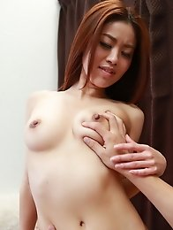 Beautiful and sexy Japanese av idol Hana Yoshida shows a way to have the perfect sex