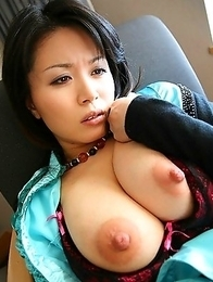hot and busty asian beauties